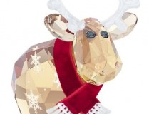 Dashing through the Snow with Swarovski's Reindeer Mo