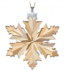swarovski ornament 2014