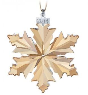The 2014 Annual Swarovski Collectors Society Ornament