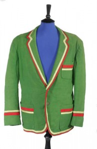 The Who: Oilver Reed's blazer from the film , 'Tommy'