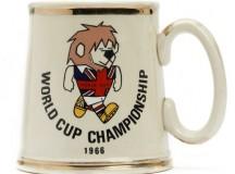 World Cup Willie Tankard