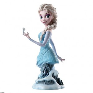 Elsa Figurine Enesco Grand Jester Studios Collection
