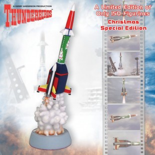 Thunderbirds Christmas Rocket