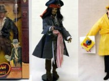 Collecting Male Movie Dolls