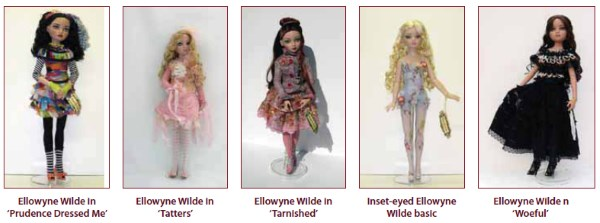 Ellowyne Wilde collection
