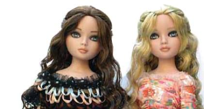 Ellowyne Wilde dolls