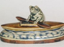 George Tinworth's Frogs