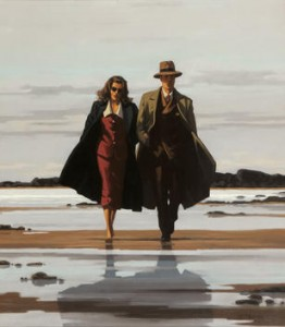 Jack Vettriano road to nowhere
