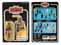 Record Price for Palitoy Boba Fett Figure
