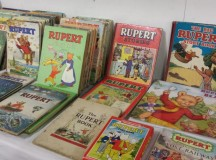 Rupert the Bear Books & Annuals Collection at Unique Auctions