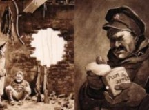 Bruce Bairnsfather art and collectables video