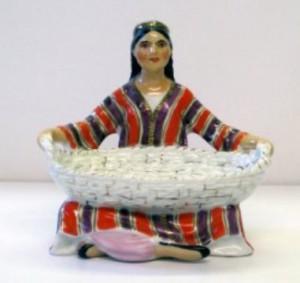 Lomonosov Uzbek Girl