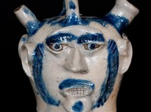 Rare Face Vessel heads Crocker Farm's March Auction