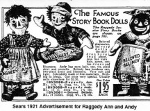 Raggedy Ann Dolls the original storybook doll