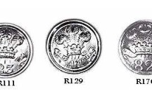 Crown & Cyphers on British Uniform Buttons