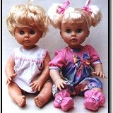 Post War Dolls
