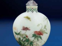 Collecting Chinese Snuff Bottles