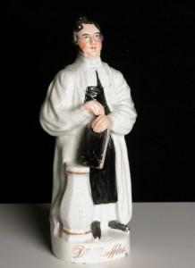 Dr Thomas Raffles 1788-1863 staffordshire pottery
