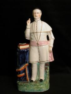 pope pius ix staffordshire