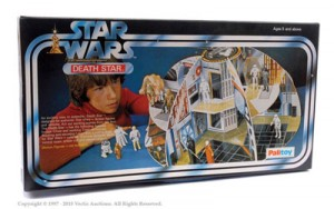 Palitoy Star Wars Death Star
