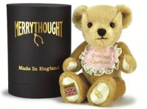 Merrythought release Royal Baby Celebration Teddy Bear
