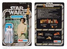 Reps Star Wars Palitoy Figures Hit Records