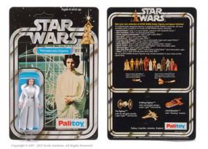 Palitoy Star Wars Princess Leia Organa 3 34 Vintage Figure