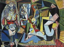 Picasso's Les Femmes D'Alger breaks auction records