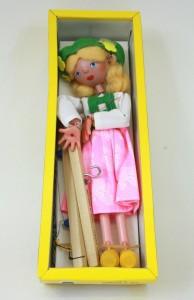 Pelham PuppetsTyrolean GirlIn Original BoxSold at ebay July 2015 £24.99