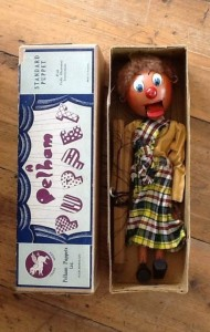 Pelham PuppetsMrs MacboozleIn Original BoxSold at ebay July 2015 £62