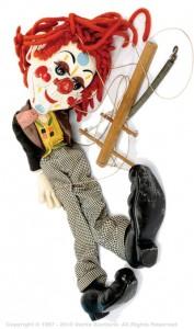 Pelham PuppetsDisplay Range BimboWearing Tail-CoatSold at Vectis August 2013 £260