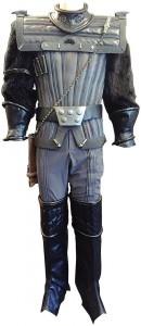 Star Trek Deep Space Nine Klingon Warrior Uniform
