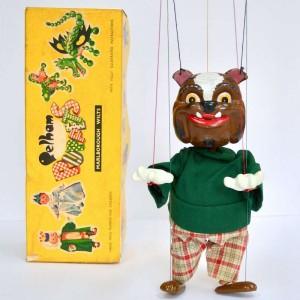 Vintage Pelham Puppet SL BULLDOG
