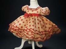 Shirley Temple Polka Dot Dress Sets Record at Love, Shirley Temple Auction
