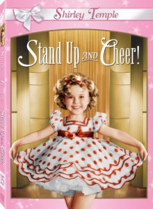 stand up and cheer dvd cover