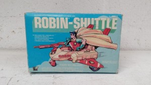 Mego Robin-Shuttle in original box