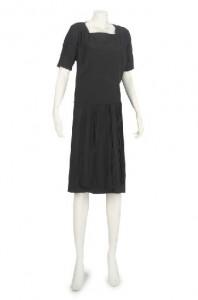 GABRIELLE CHANEL A LITTLE BLACK DRESS CIRCA 1926