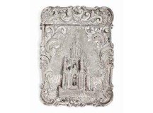 Visiting Calling Card Cases of the Victorians