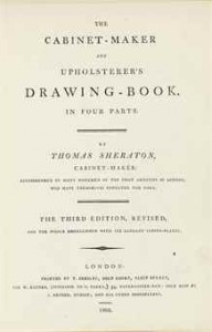 Thomas Sheraton and his Furniture Designs