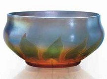 Louis Comfort Tiffany and Tiffany Favrile Glass