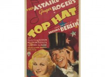 Top Hat Movie Poster Sets Record
