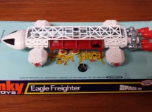 Dinky Toys Space 1999 Eagle Freighter