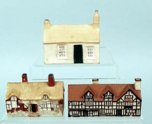 w h goss cottages inc First and Last House in England
