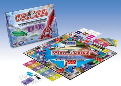 Thunderbirds Monopoly 2004Est £10-£30