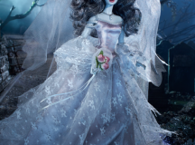 Haunted Beauty™ Zombie Bride™ Barbie® Doll Completes Collection