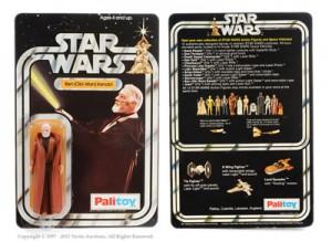 Palitoy Star Wars Ben Obi-Wan Kenobi
