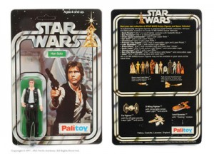 Palitoy Star Wars Han Solo