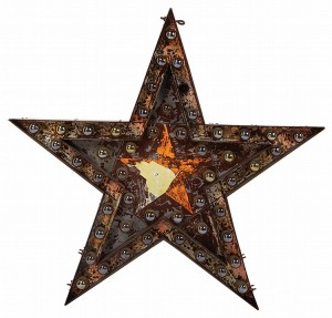 "Star light from ""Kurt"" and ""Rachel's"" apartment sold for $2,750"