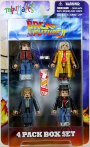 Back to the Future 2 Minimates