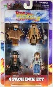 Back to the Future 3 Minimates